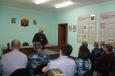 В СИЗО-1 прошла встреча сотрудников учреждения со священнослужителем