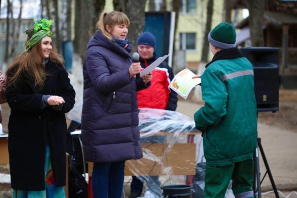 В Можайской ВК УФСИН России по Московской области прошли проводы Масленицы