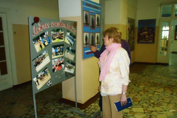 Мария Каннабих посетила с рабочим визитом ФКУ ИК-1 УФСИН России по Московской области