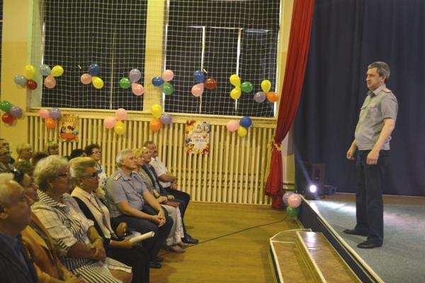 В Можайской воспитательной колонии УФСИН России по Московской области состоялась торжественная линейка, посвященная «Дню знаний»