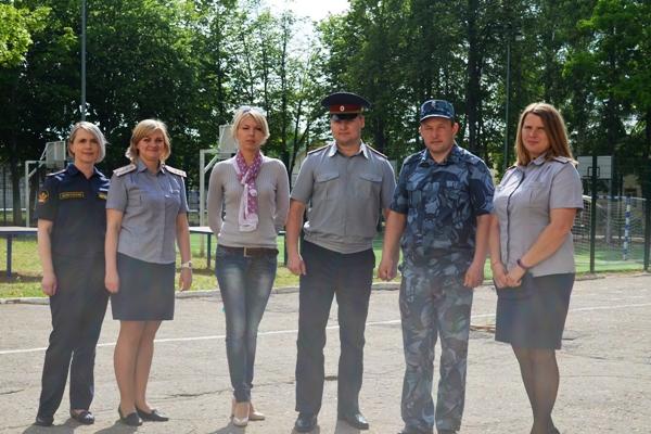 Можайскую воспитательную колонию посетила межведомственная делегация Ярославской области