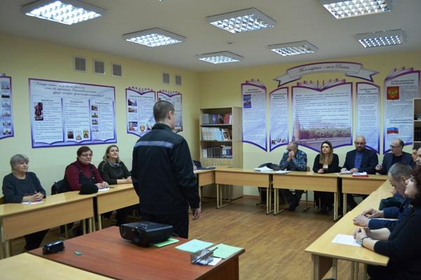 Члены Общественной наблюдательной комиссии проверили учреждения УФСИН России по Московской области