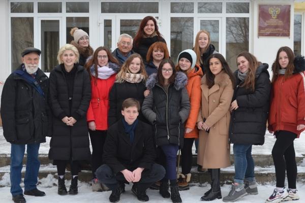 Студенты МГППУ