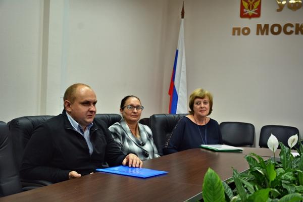 В Федеральной службе исполнения наказаний состоялось всероссийское совещание
