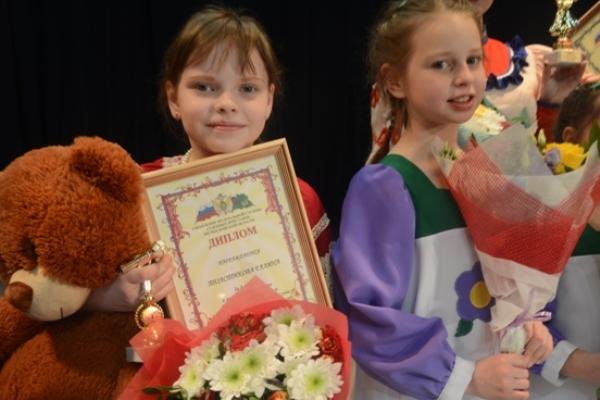Дети сотрудников УИС Московской области приняли участие в региональном этапе фестиваля-конкурса «Хрустальные звездочки - 2019»