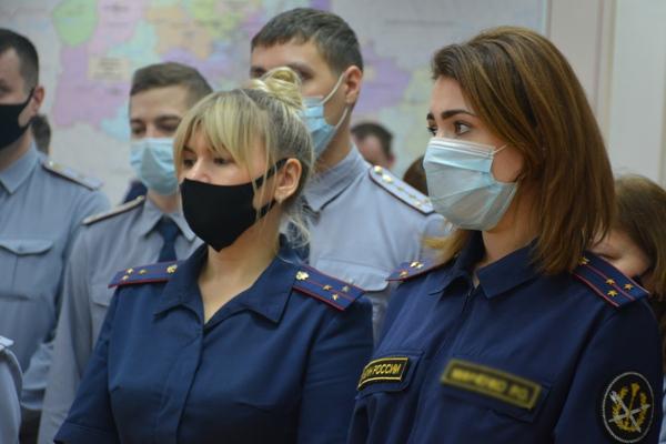 В УФСИН России по Московской области прошел водосвятный молебен