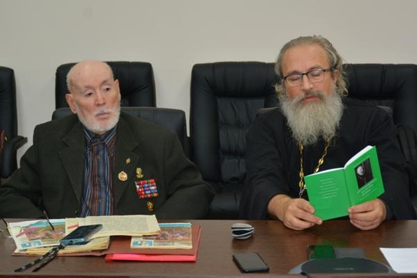 В УФСИН России по Московской области прошли XVII Московские областные Рождественские образовательные чтения