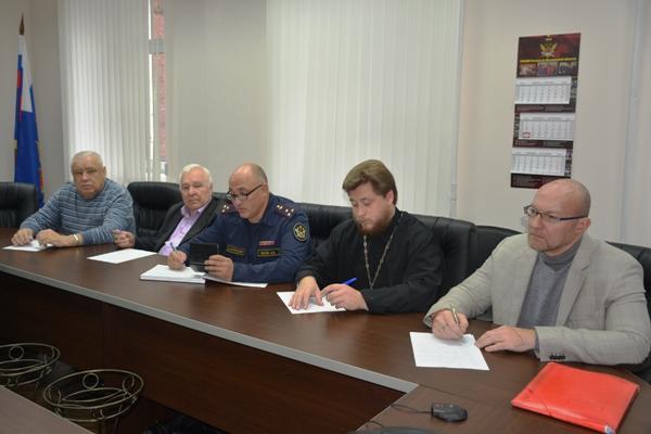 В УФСИН России по Московской области прошел прием граждан