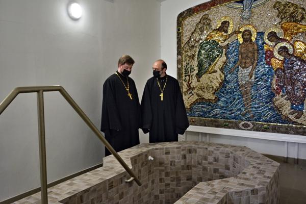 Корреспондентам подмосковных СМИ рассказали о богослужебной и духовно-просветительской деятельности священнослужителей Русской Православной Церкви в местах лишения свободы