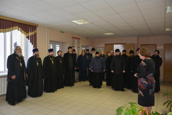 В УФСИН России по Московской области прошли XVI Московские областные Рождественские образовательные чтения