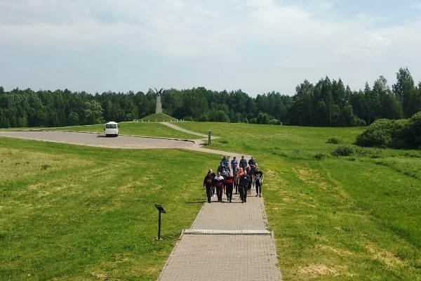 Воспитанники Можайской ВК посетили музей-заповедник «Бородинское поле»