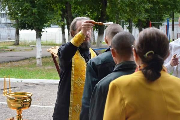 В Можайской ВК УФСИН России по Московской области прошел День знаний