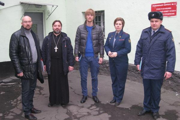 Члены региональной ОНК посетили СИЗО-6 УФСИН России по Московской области