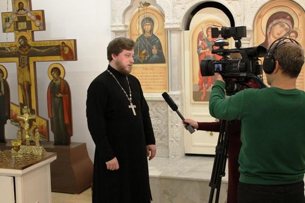 В СИЗО-7 прошла Божественная литургия, посвященная 10-летию храма во имя святителя Николая Чудотворца