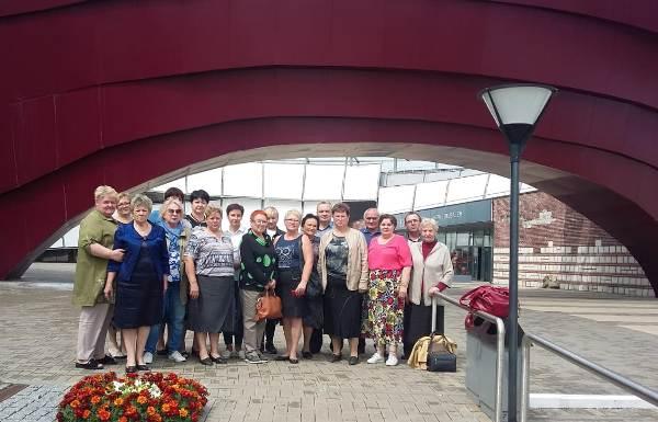 Ветераны УИС Московской области посетили Ново-иерусалимский монастырь