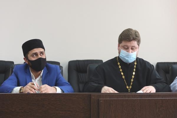 В УФСИН России по Московской области прошло заседание Межрелигиозной рабочей группы