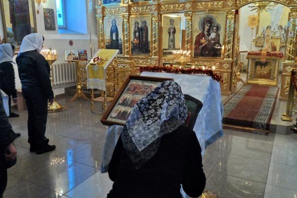 Рождественские мероприятия прошли в учреждениях УФСИН России по Московской области
